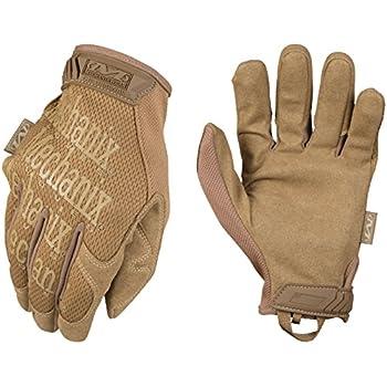 Mechanix Wear - Original Coyote Tactical Gloves (Large, Brown)