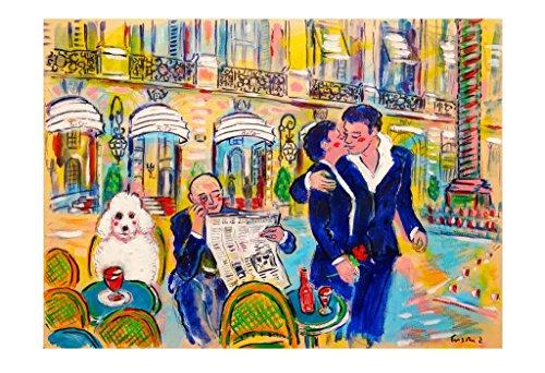 The Ritz, Paris (Paris Fine Art Print)