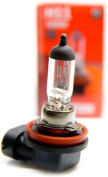 4 X H11 Birnen Halogen Auto Lampe Pgj19 2 Glühbirne 55w Glühlampe 12v Auto