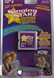 : Singing Starz - Volume 4 Song Cartridge for Singing Starz Karaoke Machine