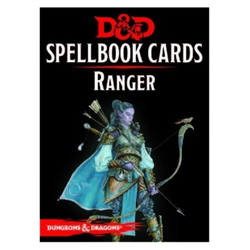 73920 D&D: Spellbook Cards: Ranger Deck