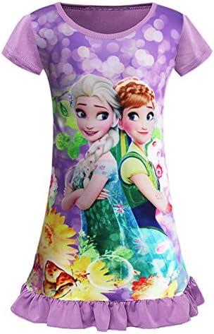 WNQY Princess Pajamas Toddler Nightgown product image