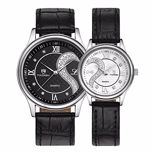 Couple Watch Gift set