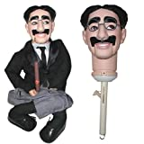 Groucho Marx Semi-Pro Upgraded Ventriloquist Dummy