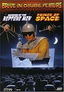 Prince of Space/Invasion of the Neptune Men by Dark Sky Films