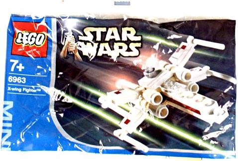 Amazon.com: Star Wars Lego #6963 Mini - X-Wing Fighter: Toys & Games