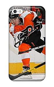 Defender Case For Iphone 5/5s, Philadelphia Flyers (53) Pattern by lolosakes