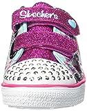 Skechers Girl's, S Lights Twinkle Breeze Pop Tastic