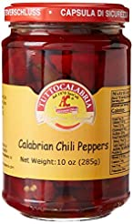 Whole Calabrian Chili Peppers 10 OZ (290...