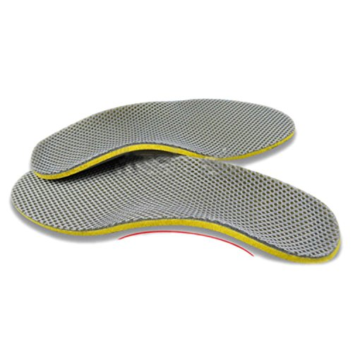 SODIAL Comfortable Orthotic Insoles Inserts product image