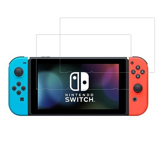20 opinioni per Nintendo Switch Pellicola Protettiva,POOPHUNS 2 Pack Pellicola Vetro Temperato