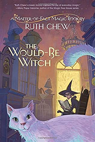 book cover of The Would - Be Witch