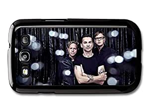 Depeche Mode Band Portrait Shining case for Samsung Galaxy S3