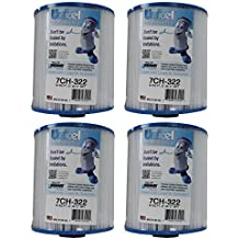 Unicel 7CH-322-4 Replacement Filter Cartridge (4 Pack)