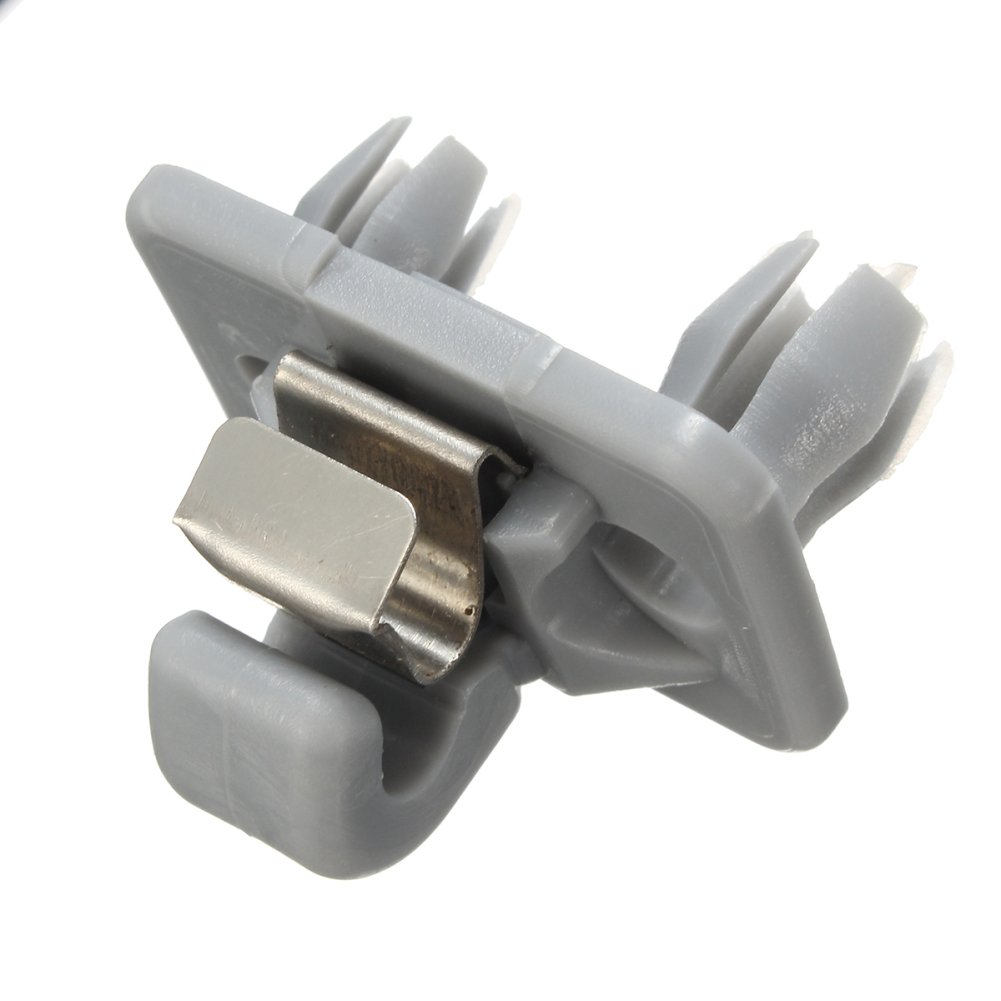 CHCUAN Inner Sun Visor Hook Clip Bracket for Audi A1 A3 A4 A5 Q3 Q5