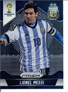 Card # 12 Lionel Messi Argentina at Amazon's Sports Collectibles Store