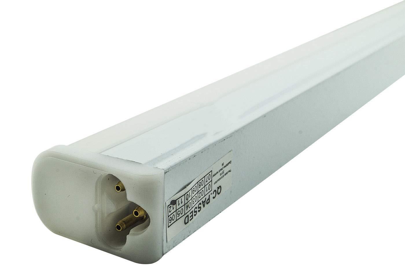 Plafoniera Led Luce Fredda : Bes 20817 neon led plafoniera 15w 90 cm luce fredda t5 ip20