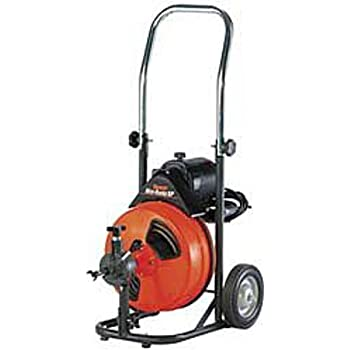 General Pipe Cleaners Ps92c Speedrooter 92 1 2 Hp Large