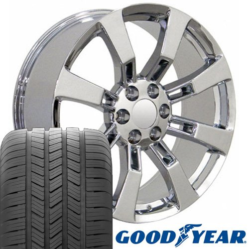 chevy truck rims and tires - 6