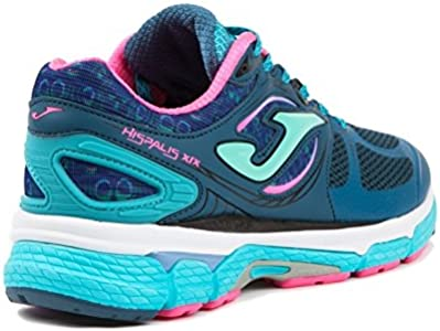 Joma Hispalis Lady, Zapatillas de Deporte para Mujer, Azul (Marino ...