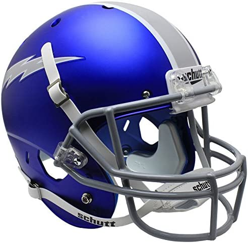 Air Force Falcons Blue Officially Licensed Full Size XP Replica Football Helmet