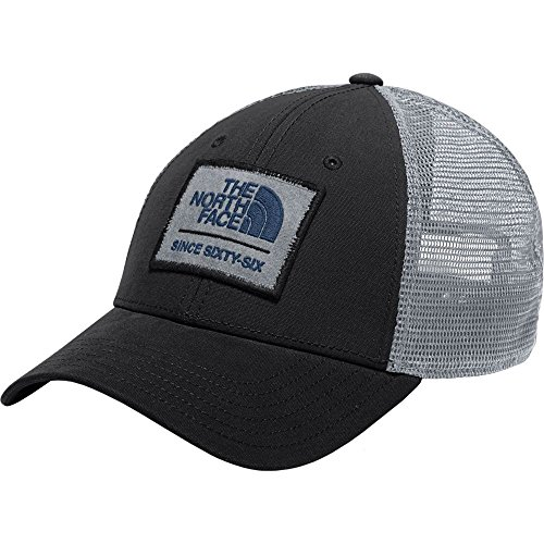The North Face Patches Trucker Hat - TNF Black & Mid Grey - One Size