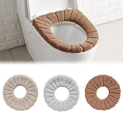 Tremendous Toilet Seat Cover Comfortable Velvet Coral Toilet Seat Theyellowbook Wood Chair Design Ideas Theyellowbookinfo