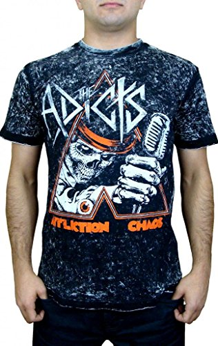 Affliction Men's Viva Adicts T-Shirt