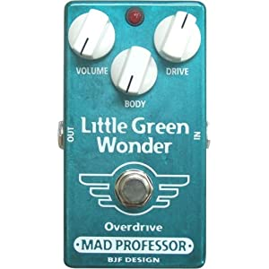 Mad Professor NEW Little Green Wonder
