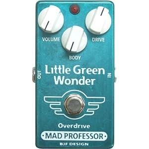 Mad Professor NEW Little Green Wonder