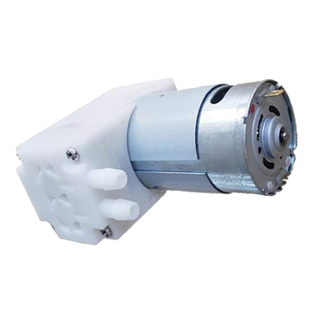 Baosity 1 Piece Plastic Material Negative Pressure Pump Air Micro Pump