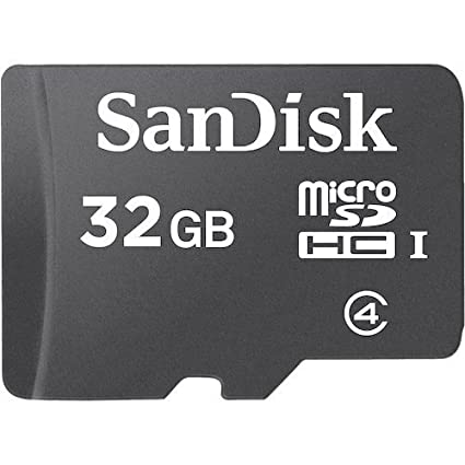 b1f5fd6f44c SanDisk 32GB Class 4 microSDHC Flash Memory Card - Buy SanDisk 32GB Class 4  microSDHC Flash Memory Card Online at Low Price in India - Amazon.in