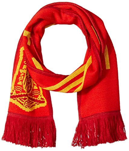 Adidas Spain World Cup - adidas World Cup Soccer Spain Home Scarf, One Size, Red/Power Red/Bold Gold