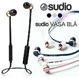 Sudio スーディオ ヴァーサ ブラ ヴァーサ ブローブルートゥース対応 ワイヤレスイヤフォン リモコン付き (ブルー)