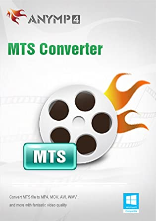AnyMP4 MTS Converter 1 Year License - The best MTS