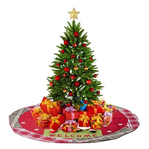 Large Shop Christmas Decorations: D-FantiX Christmas Decorations, 48-Inch Large Santa