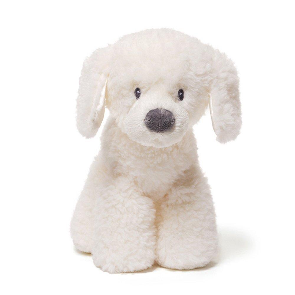 Gund-Peluche-Bébé - 8 cm Petit Fluffey crème doux-Poupée et Mini-Poupée-Les Jouets 4040364