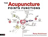 img - for The Acupuncture Points Functions Colouring Book book / textbook / text book