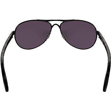 a957301df281 Amazon.com  Oakley Women s Tie Breaker Polarized Iridium Aviator Sunglasses
