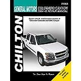 Chevrolet Colorado/GMC Canyon (Chilton): 2004-12