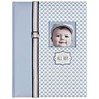C.R. Gibson First 5 Years Memory Book, Record Memories and Milestones on 64 B...