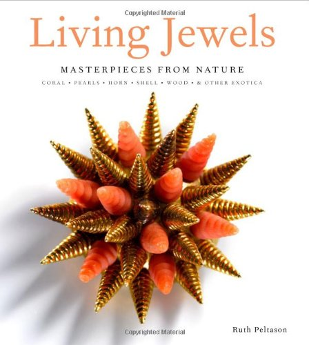Coral Horn (Living Jewels: Masterpieces from Nature: Coral, Pearls, Horn, Shell, Wood & Other Exotica)