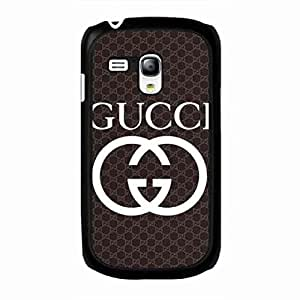 Luxurious Brand Gucci Logo Phone Cover Funda,Samsung Galaxy S3Mini Funda Customized Gucci Logo Image