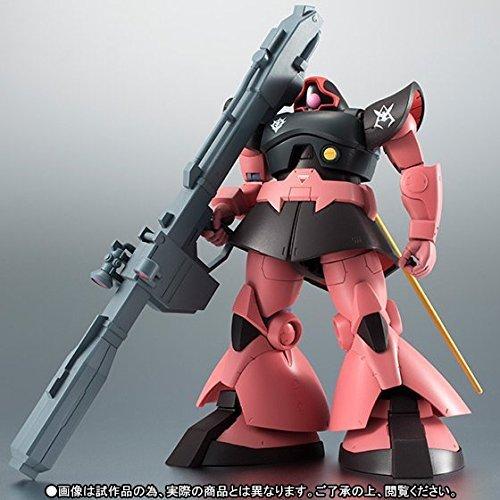 ROBOT魂 〈SIDE MS〉 MS-09RS シャア専用リックドム ver. A.N.I.M.E. 『機動戦士ガンダム』(魂ウェブ商店限定) B01GA2LTQK