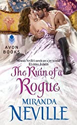 The Ruin of a Rogue (The Wild Quartet Book 2)