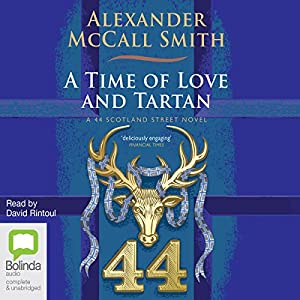 A Time of Love and Tartan Audiobook
