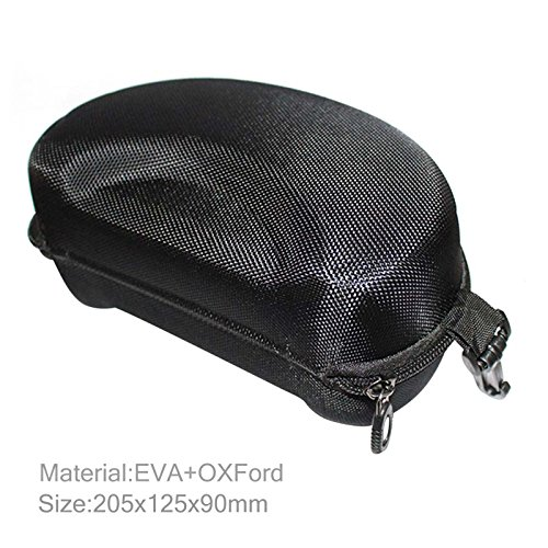 Hanperal Big Large Hard Case SKI Snowboard Snow Goggles Box Sports Glasses Storage - Cover Protective Goggle