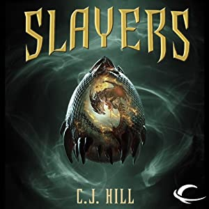Slayers Audiobook