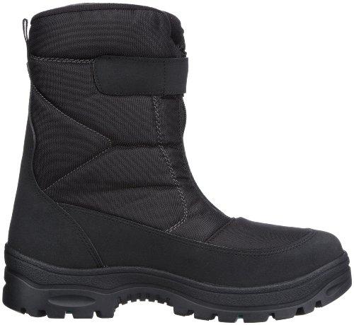 Boots Manitu Bot Women's Polrtex Snow Black Snow Leder zzfxY8F