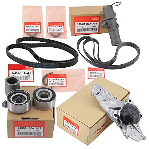Price comparison product image Guzetop Timing Belt & Water Pump Kit Factory Parts fit for Acur a V6